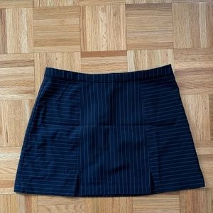 Urban outfitters cooperative navy mini skirt